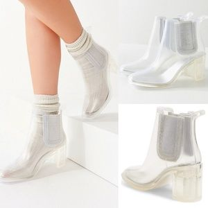 JEFFREY CAMPBELL Hurricane Chelsea Boot